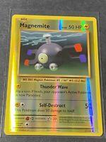 Magnemite 37/108 - Common Reverse Holo - Pokemon Evolutions - TCG