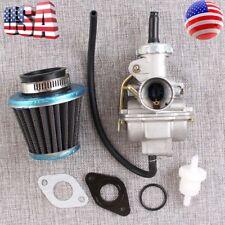 PZ20 Carburetor Carb 50 70 90 110 125 135cc ATV Quad Go kart UTV SUNL JCL TAOTAO
