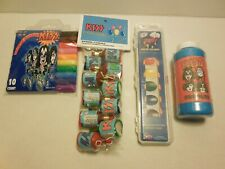 KISS LOT - MARKERS / WATER COLORS / POPPERS & MORE