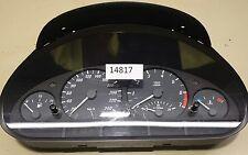 BMW 3er E46 320i Cabrio Tacho Kombiinstrument 6911306 0263606361 Cluster