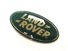 2015 Range Rover Evoque Front Bumper Grille BadgeGenuine LR OEM LR053190