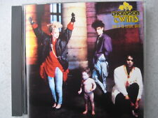 CD  Thompson Twins  Here's to Future Days  Made in Japan  First Print  610 355