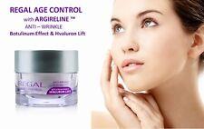 REGAL AGE CONTROL ANTI-WRINKLE NIGHT CREAM WITH ARGIRELINE ™