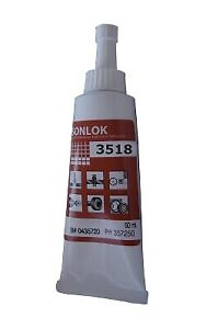 518 Anaerobic gasket sealant solvent resistant loctite engines gearbox transmiss
