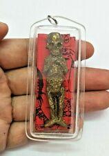 Kuman Thong Skull Thai Amulet Voodoo Haunted Doll Magic Wizard Lucky Wealthy