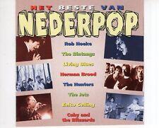 CD HET BESTE VAN NEDERPOPlivin blues - bintangs / herman brood, e.aEX  (B2081)