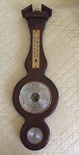 Vintage Weathermaster, Temp. & Hygrometer Made In Britian