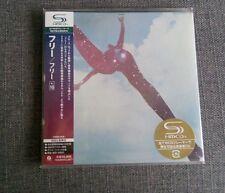 Free Free JAPAN MINI LP SHM CD SEALED