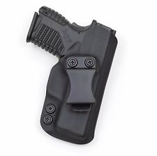 Badger State Holsters- Springfield XDS 3.3 IWB Kydex Black