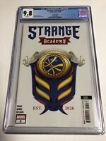 Strange Academy (2020) # 2 (CGC 9.8 WP) | Second print