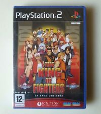 THE KING OF FIGHTERS 2000 / 2001 PLAYSTATION 2 PS2 PAL ESPAÑA NUEVO NEW SEALED