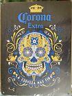"""12""""X16"""" Corona Extra Skull Tin Sign"""