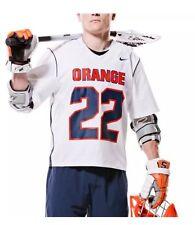 NWT NIKE Syracuse Orange Fast Break Lacrosse Jersey NCAA Large 630548