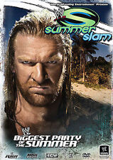 WWE SummerSlam 2007 DVD