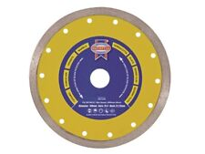 "FAITHFULL 7"" 180mm Tile Granite Porcelain Cutting Diamond Blade, FAIDB180CR"