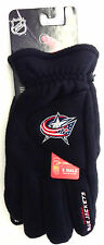 NHL Columbus Blue Jackets Degrees by 180's Winter Fleece Glove & Exhale Heating™