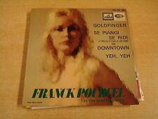 45T EP / FRANCK POURCEL - GOLDFINGER