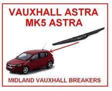 VAUXHALL ASTRA H MK5 5 DOOR REAR BACK WIPER BLADE NEW SXI LIFE DESIGN CDTI CLUB