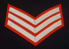 No1 Dress Sgt Tapes Sergeant Chevrons Sgt Stripes