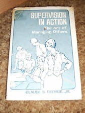 Supervision in Action /The art of Managing Others B@@K
