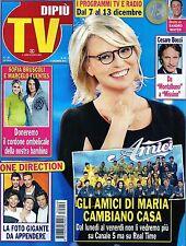 Dipiù Tv.Maria De Filippi,One Direction,Cesare Bocci,Marcelo Fuentes,iii