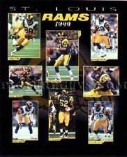 St. Louis Rams Super Bowl Championship Picture Plaque