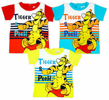 Disney Graphic 100% Cotton Clothing (0-24 Months) for Boys