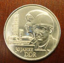 Sehr schöne Münzen der DDR mit berühmter Persönlichkeit