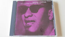SONNY ROLLINS A NIGHT AT THE VILLAGE VANGUARD BLUE NOTE CP32-5224 JAPAN 1st PRES