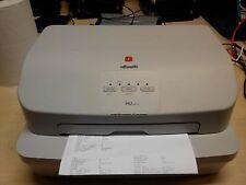 Olivetti PR2 PR 2 Plus Matrice Bancario Passbook libretto di banca Imprimante **