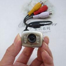 """New DIY mini lens 1/4"""" CMOS Wired camera micro Camera CCTV Color spy camera cam"""