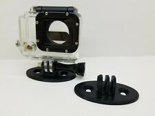 2x Miata GoPro Mount / Sun Visor Delete Bracket Plate NA NB 90-05