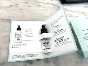 SkinCeuticals Moisturize Hydrating B5 8ml 2 x 4ml Brand New & Fresh Free Post