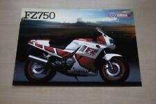 196933) Yamaha FZ 750 Prospekt 198?