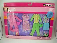 Barbie Doll Fashion Mix & Match Gift Set NEW with Purses & Shoes NRFB  #2 NIP