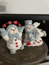 2 Valentine Snowbuddies