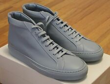 Common Projects Powder Blue Achilles Mid Size 41 / 8 Brand New in Box