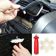 FIN Fris PULITORE RASTRELLO pettine strumento per RADIATORE AC EVAPORATORE A/C Condensatore