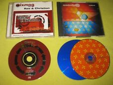 Mixmag Live Rae & Christian Central Hating 2 2 CD Albums Downtempo Dance Electro