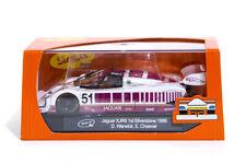 Slot.it SICA07d Jaguar XJR6 #51 SILK CUT 1000 Km Silverstone 1986 / CA07d / BNIB