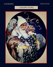 1924 GALANT NOEL Santa Vintage La Vie Parisienne 8x10 Milliere Art print