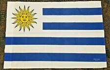 "Uruguay Garden House Flag Approximately 28"" x 40"" Toland T3"