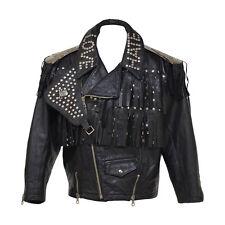 """Jean Paul Gaultier  """"LOVE HATE"""" Leather  Jacket 1987/88 """"Rock Stars""""  Pete Burns"""