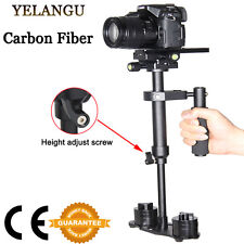 YELANGU S60 Handheld Stabilizer Steadicam Bag Camcorder Camera Carbon fiber DV