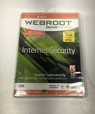 Webroot Internet Security Plus, Sealed L5