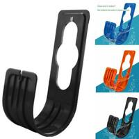 Garden Outdoor Hose Pipe Holder Wall Mounted Watering Tidy Hot Store Hanger O8D3