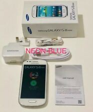 Samsung Galaxy S3 MINI GT-I8190 - 8GB - Ceramic White 1 Years Warranty