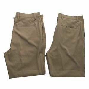 2 Callaway Golf Pants Mens 36/30 (Inseams measure 28.5 & 29) Optimum Performance