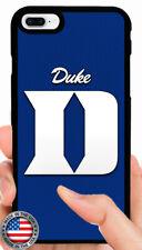 DUKE BLUE DEVILS PHONE CASE FOR IPHONE 11 PRO XS MAX X 8 7 6S 6 PLUS 6 5C SE 5S