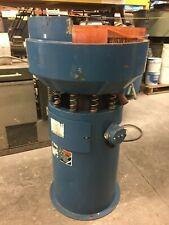 Sweco Fm1Ldr Vibratory Finishing Machine